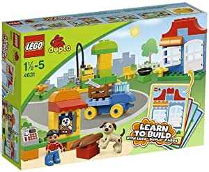 LEGO Bricks and More DUPLO My First Build 4631
