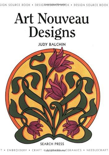 Art Nouveau Designs (Design Source Books)