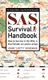51X%2Bj%2BxYiXL. SL160  SAS Survival Handbook: How to Survive in the WIld, in Any Climate, on Land or at Sea
