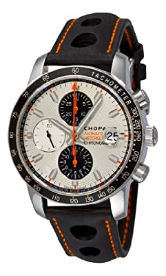 Chopard Men's 168992-3031 Miglia Monaco Silver Dial Watch