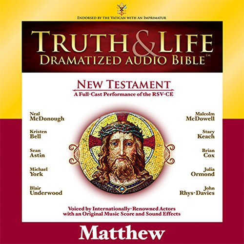 Truth and Life Dramatized Audio Bible New Testament: Matthew