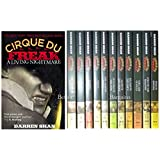 Cirque Du Freak Series - Complete 12 Book Collection - Killers of the Dawn, Lord of the Shadows, Trials of Death, Sons of Destiny, Living Nightmare, Vampire's Assistant, Tunnels of Blood, Vampire Prince, Hunters of the Dusk
