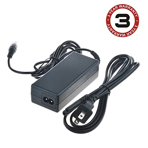 SLLEA AC/DC Adapter for Korg M50 73-Key Music Workstation M50-73 Charger Power Supply
