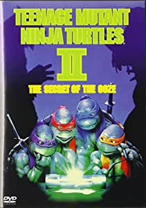 Teenage Mutant Ninja Turtles 2: The Secret of the Ooze (Widescreen/Full Screen) [Import]