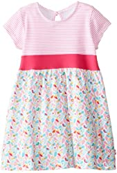 Zutano Baby Girls' Piccolina Banded Waist Dress
