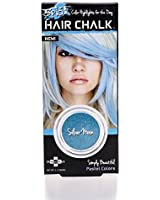 Splat Silver Moon Hair Chalk (Blue)