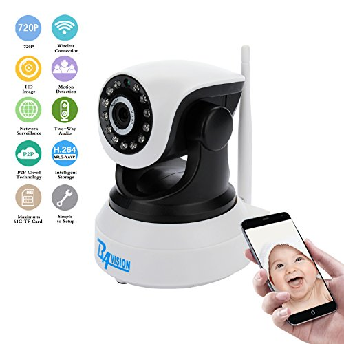 Bavision wifi ip camera wireless home security trailer for Interior home security cameras