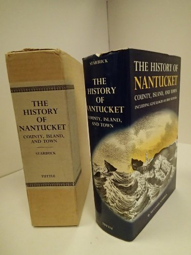 History Of Nantucket Island