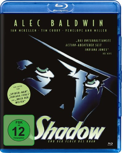 Shadow und der Fluch des Khan [Alemania] [Blu-ray]