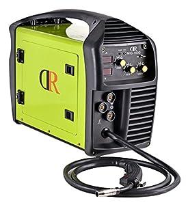150 Amp Multifunction MIG/MMA/Stick Welder 120/230V Dual Voltage IGBT Welding Soldering Machine by Drico