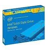 インテル SSD 750 Series 1.2TB MLC Full Height PCIe 3.0 BLK NVMe SSDPEDMW012T401