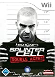 echange, troc WII UBISOFT-SPLINTER CELL DOUBLE AGENT, version allemande