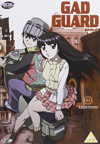 Gad Guard - Vol. 1 [Import anglais]