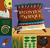 img - for 10 Contes d'Afrique (1CD audio) (French Edition) book / textbook / text book