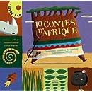 Dix contes d'Afrique: T.2 avec CD