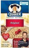 American Quaker Instant Oatmeal ORIGINAL 336g pack of 1