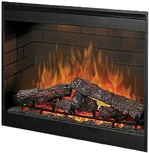 Dimplex 30 Self Trimming Electric Fireplace Insert Dimplex Df3015 Fire Place Heater