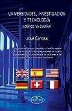 img - for uNIVERSIDAD,INVESTIGACION Y TECNOLOGIA (Spanish Edition) book / textbook / text book