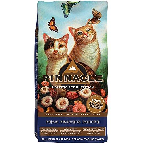 Pinnacle Grain Free Peak Protein Recipe