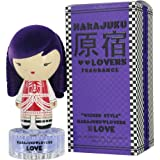 Harajuku Lovers Wicked Style Love by Gwen Stefani for women Eau De Toilette Spray, 1.0 Ounces