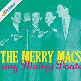 The Merry Macs - The Lord Is A Busy Man - Boom I'm In Clover
