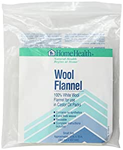 Home Health Wool Flannel, Small