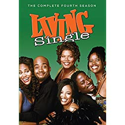 Living Single: The Complete Fourth Season