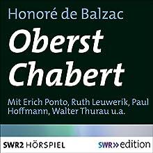 Oberst Chabert Hörspiel von Honoré de Balzac Gesprochen von: Erich Ponto, Ruth Leuwerik, Paul Hoffmann, Walter Thurau, Fred Göbel, Günther Arnswald