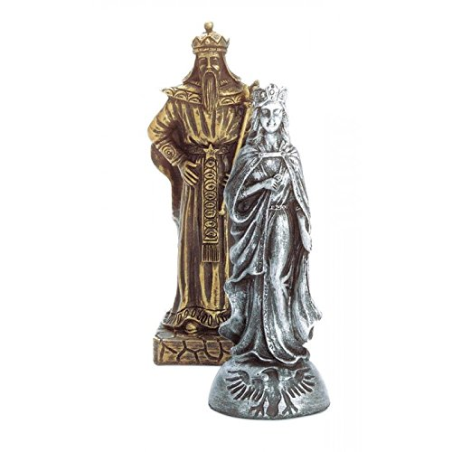 Eastwind Gifts 35301 Medieval Knights Chess Set 1