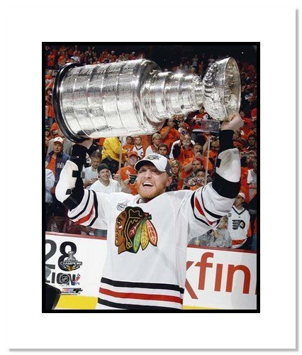 Signed Hossa Picture - 8x10 - Autographed NHL Photos 280447137