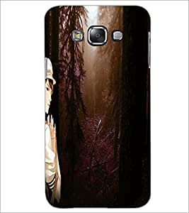 PrintDhaba Scenary D-4921 Back Case Cover for SAMSUNG GALAXY A7 (Multi-Coloured)