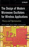 img - for The Design of Modern Microwave Oscillators for Wireless Applications : Theory and Optimization book / textbook / text book