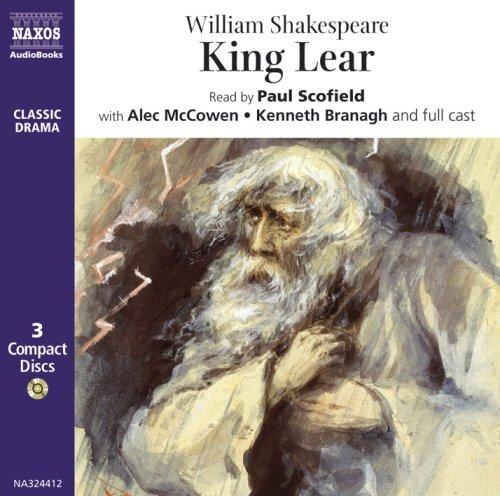 King Lear (Naxos AudioBooks)