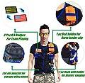 MageCraft Elite Tactical Vest Kit For Nerf N-strike Elite Series,Nerf Super Soaker Series by YUQI