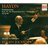 Haydn : Symphonies n 93, n 94 &#39;La Surprise&#39;, n 95 & n 98par Walter Olbertz