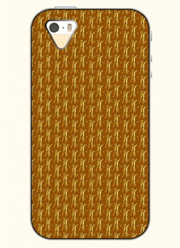 Oofit Phone Case Design With Golden Wine Cup For Apple Iphone 5 5S 5G