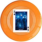 Greenday DIY Orange, One Size : Greenday See Me 2 Card High Quality Plastic Ultimate Disc Yellow