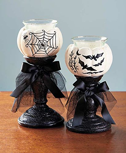 Halloween Candle Holders  Halloween Wikii