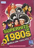 Superhits Of 1980s Vol. 2 (Bollywood Hit Music Videos Of The 80s/Hindi Film Songs Compilation DVD)