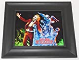 Michael Keaton Beetlejuice Signed Autographed 8x10 Photo Gallery Framed Loa