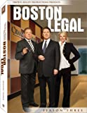 Boston Legal: Season 3 [DVD] [Import]