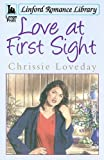 img - for Love at First Sight (Linford Romance Library) book / textbook / text book