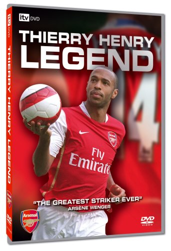 Arsenal - Thierry Henry Legend [DVD]