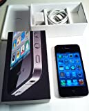 51X A87VlSL. SL160  Apple iPhone 4 8GB   Black   (AT&T)