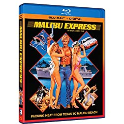 Malibu Express - Blu-ray + Digital [Blu-ray]