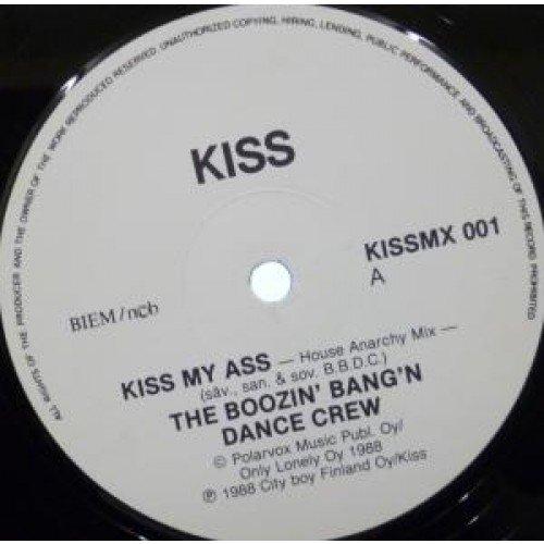 kiss my ass album tribute