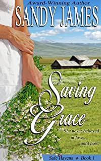 Saving Grace by Sandy James ebook deal