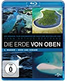 Die Erde von Oben - TV Serie Teil 2: Wasser, Seen und Ozeane [Blu-ray]