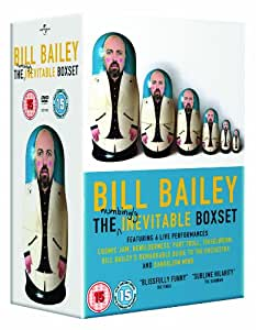 Bill Bailey: The Numbingly Inevitable Box Set [DVD]