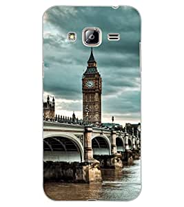 ColourCraft Lovely View Design Back Case Cover for SAMSUNG GALAXY J3